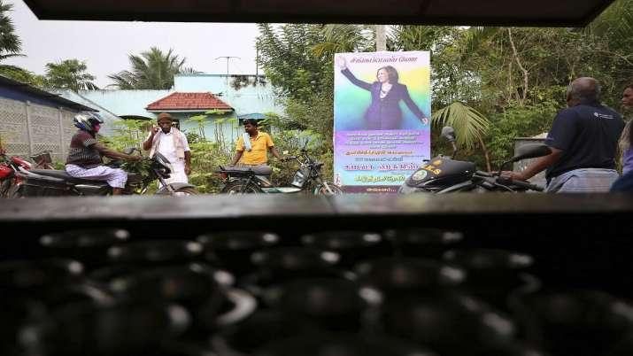 India Tv - Kamala Harris swearing-in as US Vice President