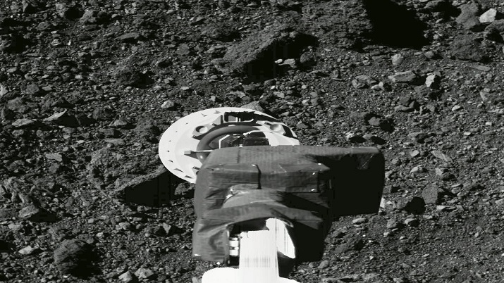 NASA Asteroid Bennu
