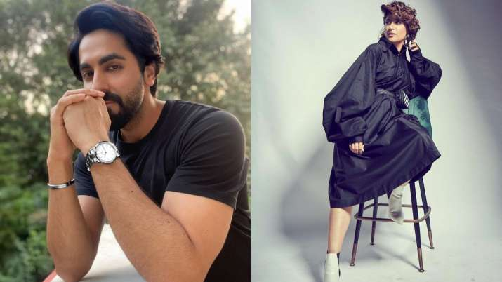 Ayushmann Khurrana has an endearing birthday wish for wife Tahira: Thank you for choosing me
