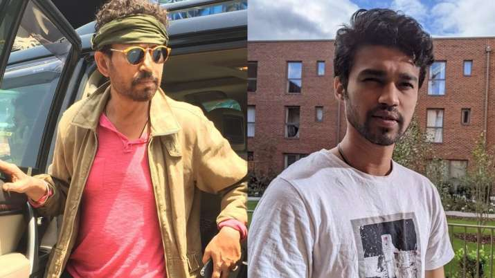 Late Irrfan Khan's son Babil to start 'looking into' acting offers post graduation