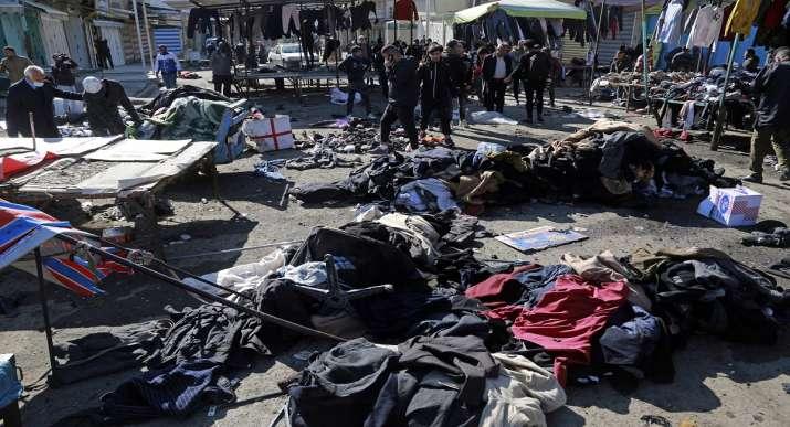 baghdad suicide bombings,iraq bombing, iraq elections,baghdad bomb blast news