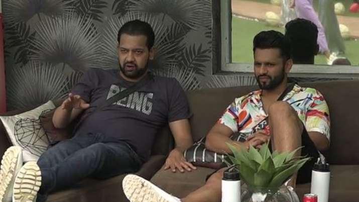 Bigg Boss 14: Rahul Mahajan and Rahul Vaidya discuss which of the girls can be the cruelest contesta