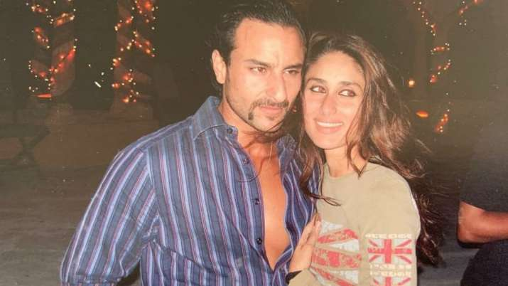 Kareena Kapoor misses her 'waistline' in adorable throwback pic with Saif Ali Khan