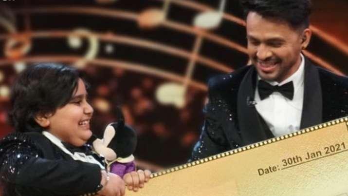 Taare Zameen Par: Gurugram boy Biren Dang lifts trophy, wins 10 lakh & free trip to Disneyland