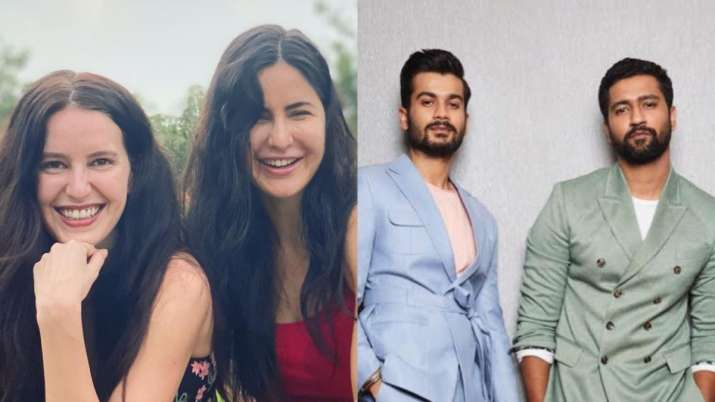 Isabelle-Katrina Kaif, Sunny-Vicky Kaushal: New-age Bollywood siblings who share love for acting
