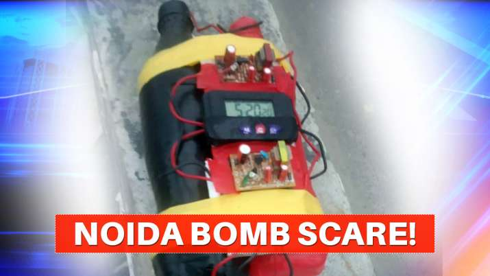 Bomb hoax outside Noida hospital triggers panic; suspicious device not explosive, say police