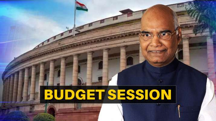 budget session, president address