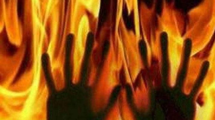 Odisha: 3-year-old girl charred to death