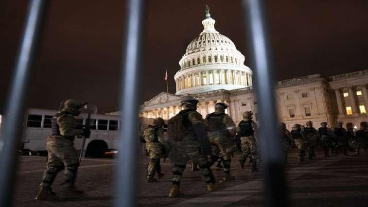 US Capitol Protests, Donald Trump, Joe Biden, US Presidential Election 2020