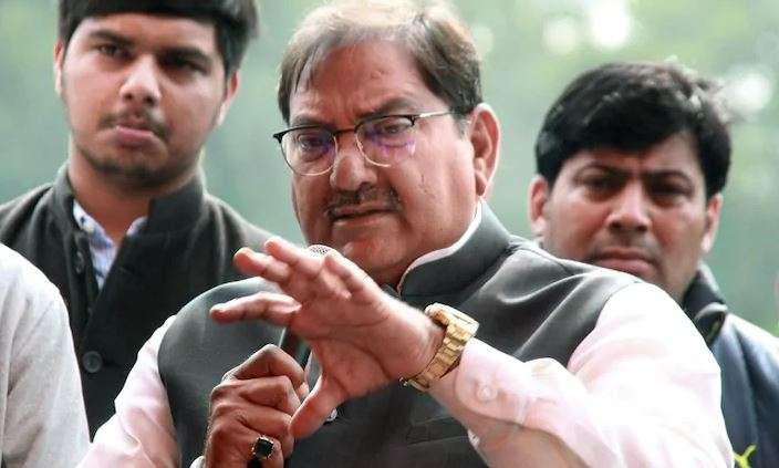 Abhay Singh Chautala resigns, Lone INLD MLA Abhay Singh Chautala, Haryana Assembly, farm laws