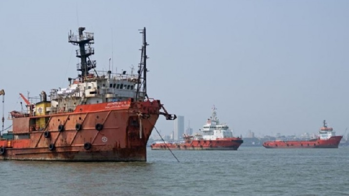 23 Indian ship crew stranded off China sail for Japan