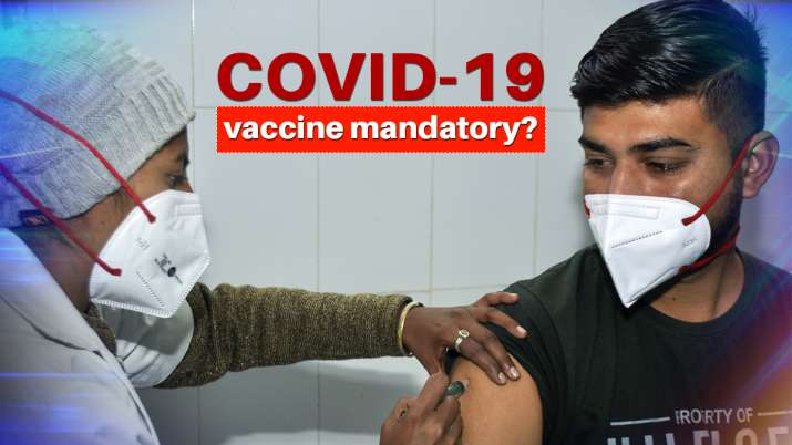 Taking Covid-19 vaccine mandatory in India? Here's what Health Ministry  says | India News – India TV
