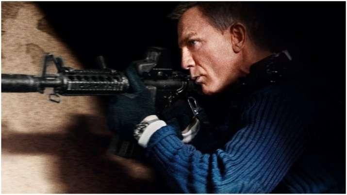 Daniel Craig's bond film No Time To Die delayed again
