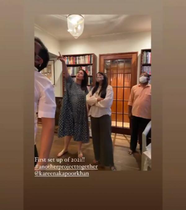 India Tv - Kareena Kapoor Khan, Saif Ali Khan with son Taimur ready to move into their new dream home