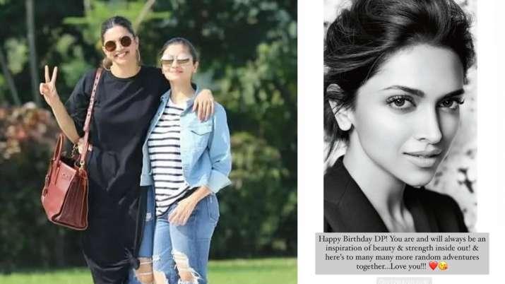 India Tv - Prabhas, Alia Bhatt lead Bollywood stars in wishing Deepika Padukone on 35th birthday
