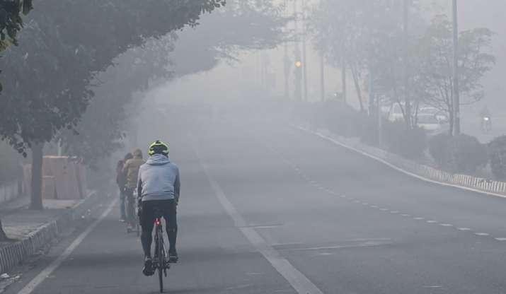 delhi air pollution, delhi air quality, delhi fog
