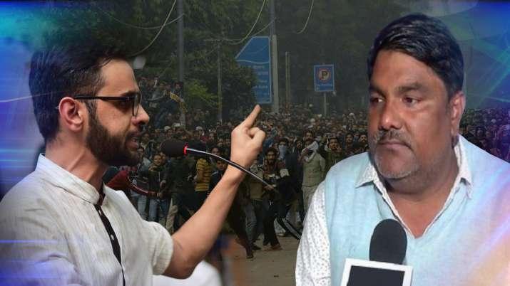 delhi riots, umar khalid, Tahir Hussain