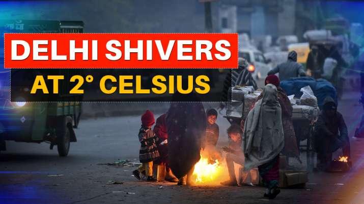 delhi winter, delhi temperature