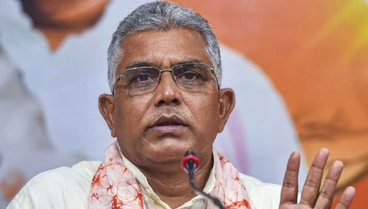 Names of Rohingyas figure in Bengal voter list, urged EC to intervene: Dilip Ghosh