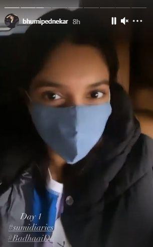 India Tv - Bhumi Pednekar