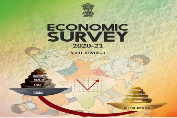 Economic Survey pegs India's FY22 economic growth at 11%