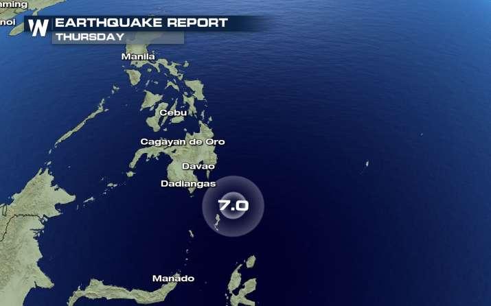 Earthquake Philippines, Philippines Earthquake, Pondaguitan earthquake latest news, Earthquake Phili