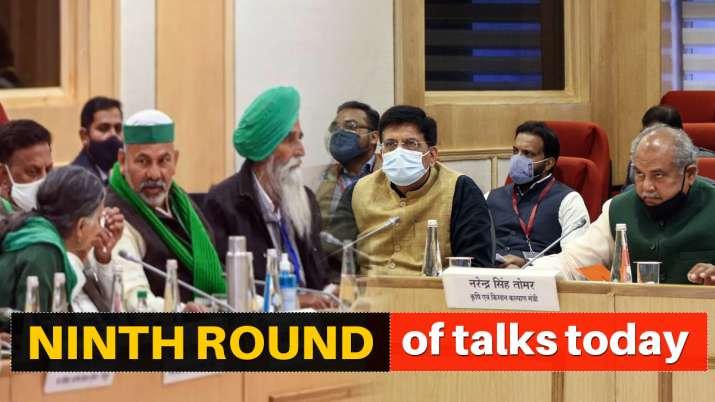 farmer government talks