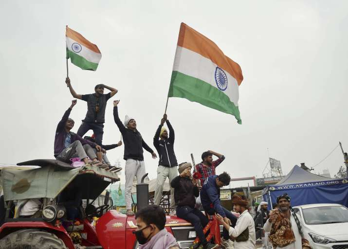 Farmers' tractor rally on R Day: Group of farm union leaders to meet police officials