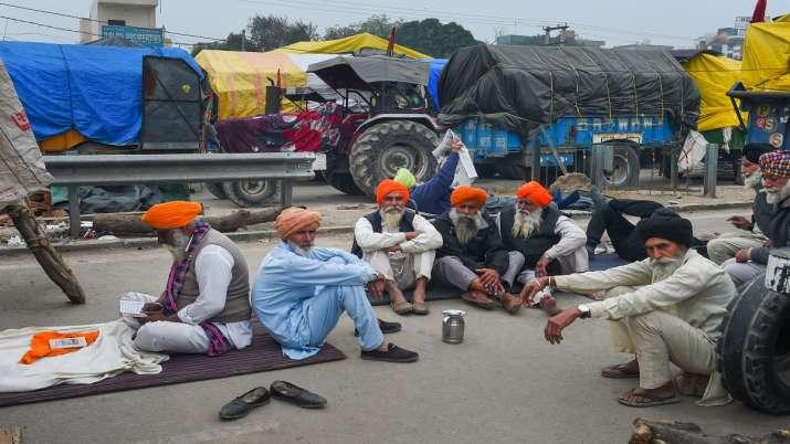 Farmers protest, farmer suicide, farm laws, Centre, Govt, Singhu