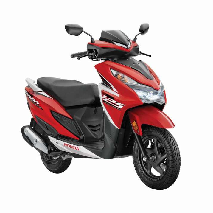 Honda Grazia,Honda Grazia Sports Edition,Honda Grazia price