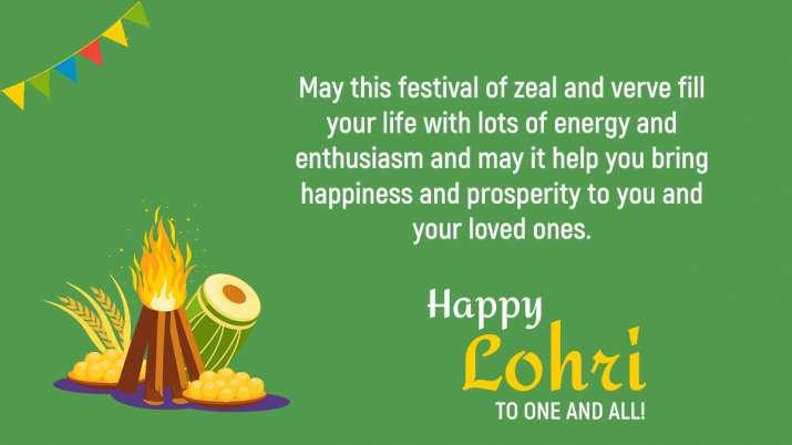 Happy Lohri 2021: Best Wishes, Facebook, WhatsApp Messages ...