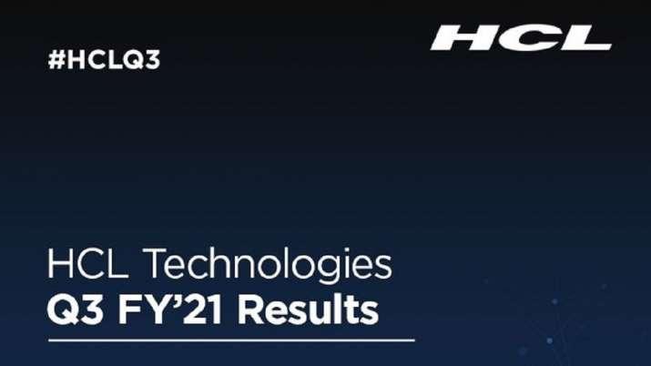 hcl q3 results, hcl news, hcl news updates, hcl q3 figures,