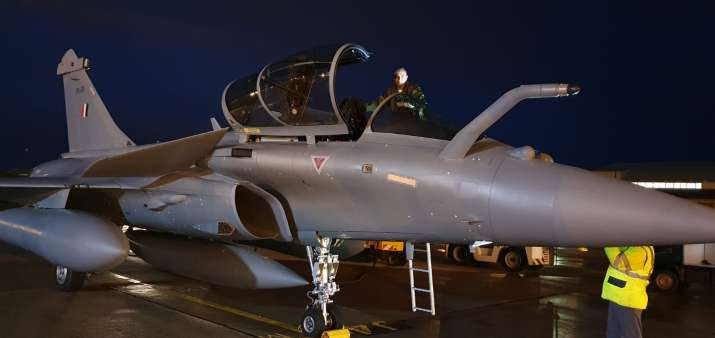 rafale, rafale jets, rafale jets arrive in india, indian air force