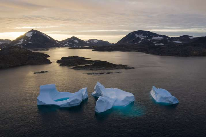 Earth's ice loss increases at record speed, study says