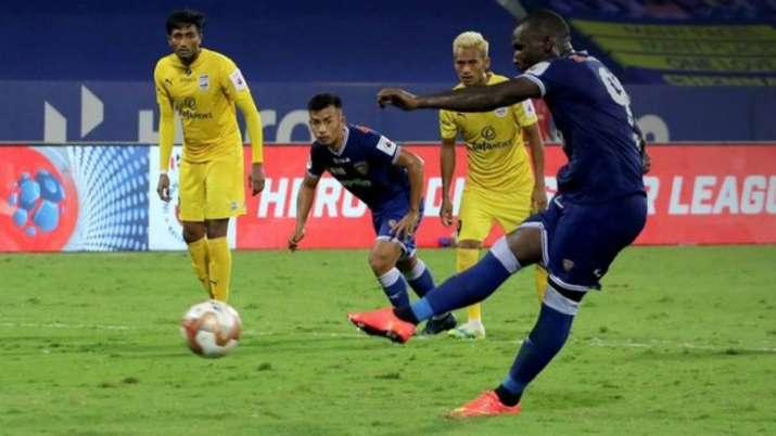 Mumbai City FC blunder gifts late equaliser to Chennaiyin