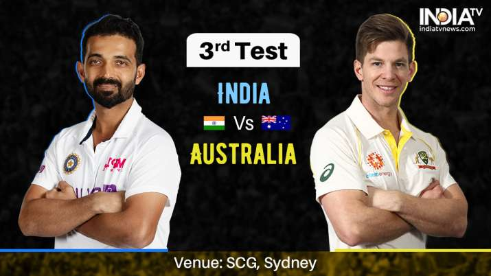 Ind vs Aus LIVE, India vs Australia 3rd Test, Day 2 Live