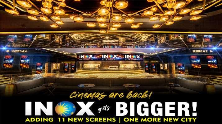 INOX, INOX Cinema hall