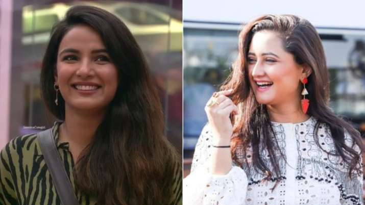 Bigg Boss 14: Jasmin Bhasin gets trolled for comments on Rashami Desai, Twitter calls her 'Jas-mean' - India TV News