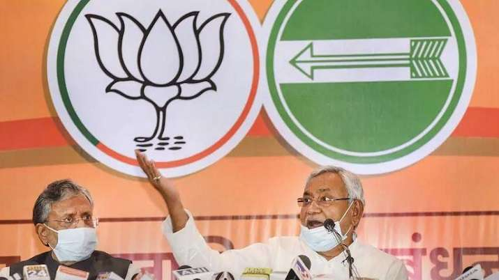 JDU is firmly with NDA, says senior party leader Lalan Singh