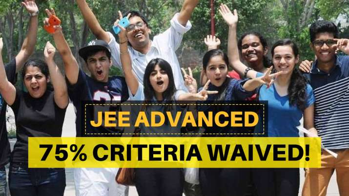 JEE-Advanced exam dates, ramesh pokhriyal nishank, 75 criteria scrapped, 75 criteria JEE-Advanced,