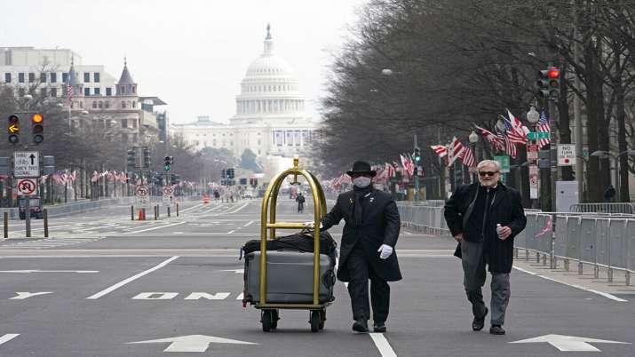 Inauguration Day 2021, Joe Biden inauguration, Kamala Harris, Donald Trump