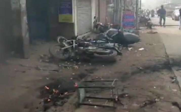 howrah clashes