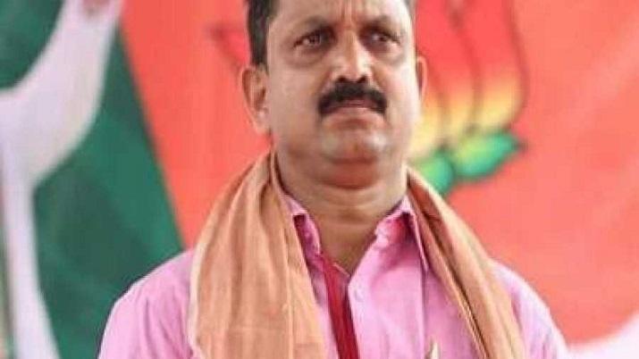 Kerala BJP chief K Surendran tests positive for COVID-19