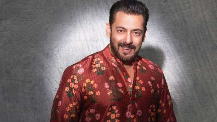 Poetry of Kaagaz in Salman Khan's voice is the calm we need in the hustle of life. Watch video