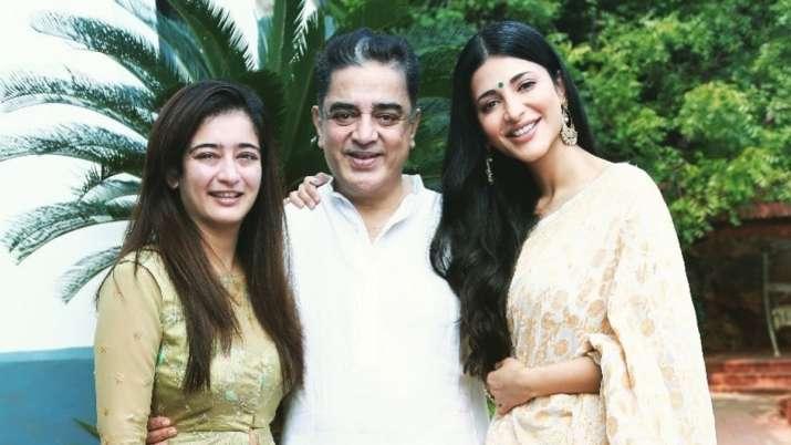 Kamal Haasan's surgery successful, thanks for prayers: daughter Shruti Haasan