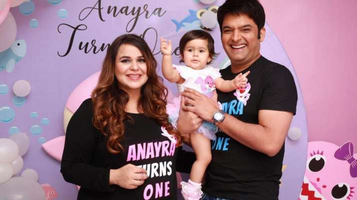 Kapil Sharma going to become father again? Comedian's latest tweet about  'good news' excite fans | Tv News – India TV