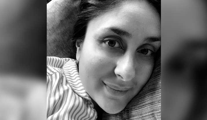 Kareena Kapoor Khan sure to take your Monday blues away with this monochrome selfie