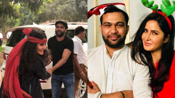 Katrina Kaif wishes Ali Abbas Zafar on his birthday with their candid shots