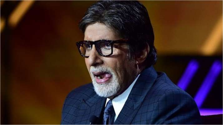 Amitabh Bachchan wraps up 'Kaun Banega Crorepati' shoot