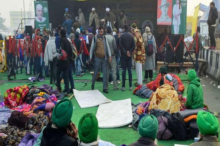 Farmers' Protests: RLD chief Ajit Singh speaks to Tikait